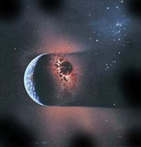 El origen de La Luna sigue siendo un misterio
