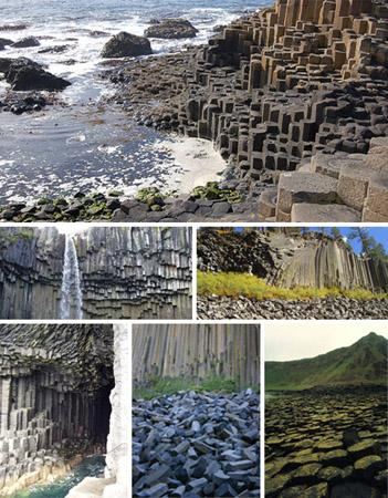 En Canarias existen formaciones de este tipo