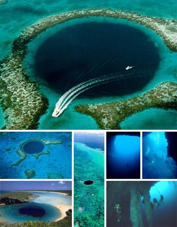 Se encuentra en las Bahamas y apenas alberga vida