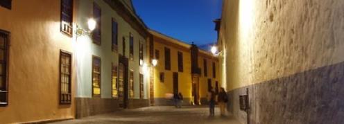 """La ciudad del Adelantado en """"Canarias Mágica"""""""