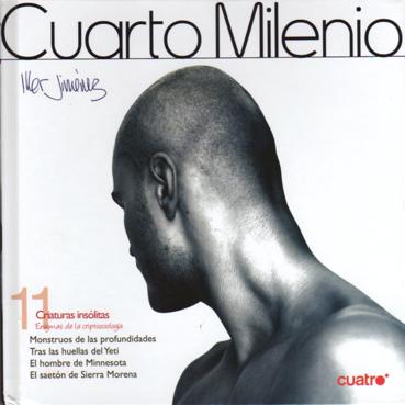 """Colección """"Cuarto Milenio"""", Tomo 11 dedicado a la Criptozoología ..."""