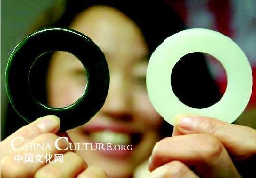 Esta piedra tiene un gran poder cultural en China