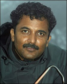 Varad Giri, descubridor del réptil