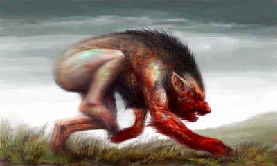 El hombre lobo no encaja dentro de la teoría de la evolución