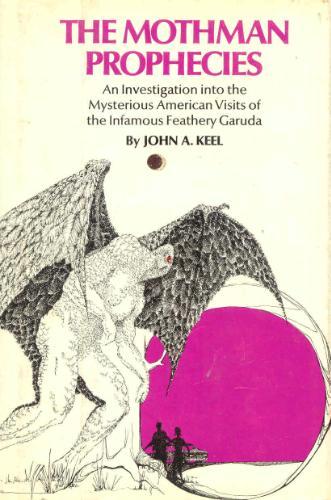 Este libro fue su obra insignia en el que se relatavan los sucesos de Point Pleasant en 1966-67