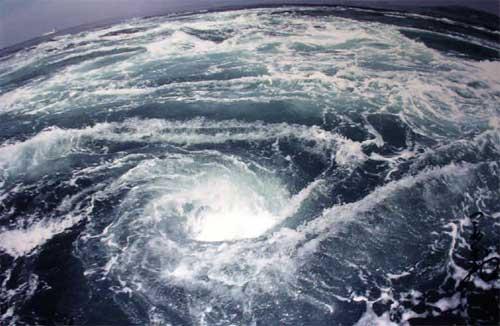 """""""pudiendo tener una vida de más de dos años, 100 kilómetros de diámetro y 400 metros de profundidad"""" Foto: http://www.unoriginal.co.uk"""