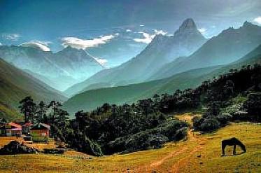 La región oriental de la cordillera del Himalaya. WWF