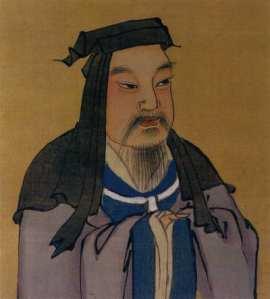 Retrato del Gral. Cao Cao