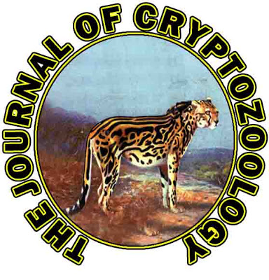 Journal of Cryptozoology logo
