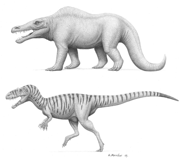 megalosaurus__past_and_present_by_brokenmachine86