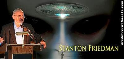 Stanton Friedman and Travis Walton To Speak in del Rio